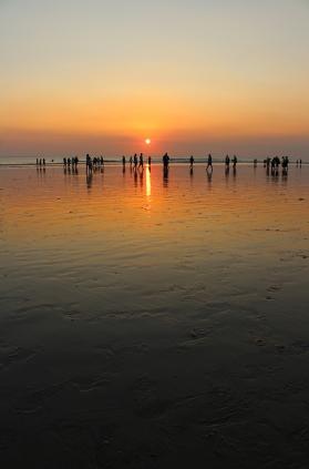 Kuta Beach Sunset (Bali)