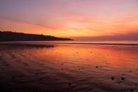 Jimbaran Beach Sunset (Bali)