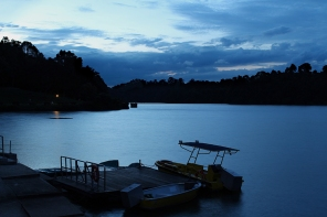 MacRitchie Reservoir Twilight (Singapore)