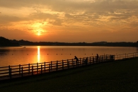 Bedok Reservoir Sunset (Singapore)
