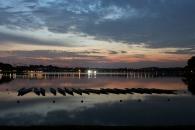 Bedok Reservoir Twilight (Singapore)