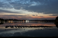 Bedok Reservoir Twilight (Singapore)