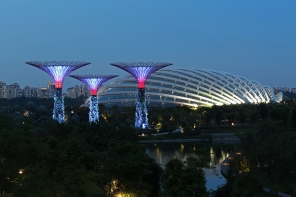 Gardens by the Bay (Singapore)