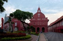 Christ Church Melaka (Malacca)