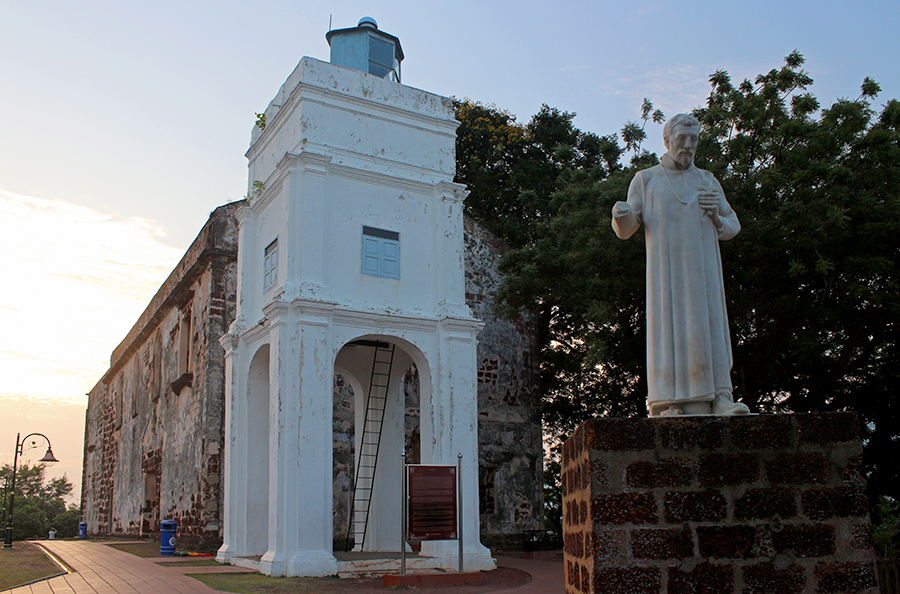 St. Paul's Church (Malacca)