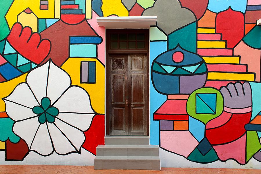 Malacca Street Art (Malacca)