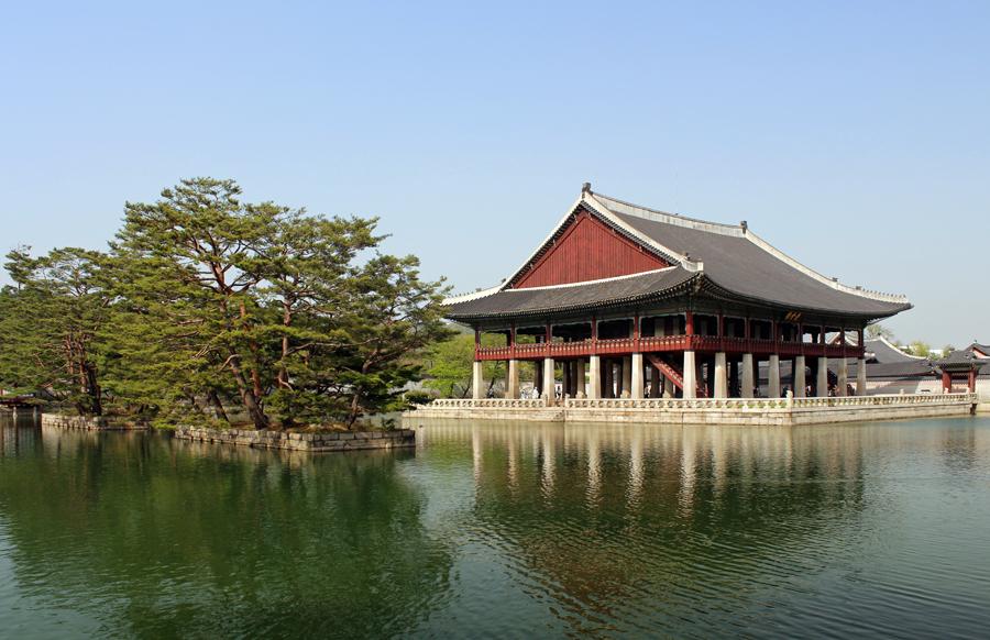 Gyeonghoeru Pavilion (Seoul)