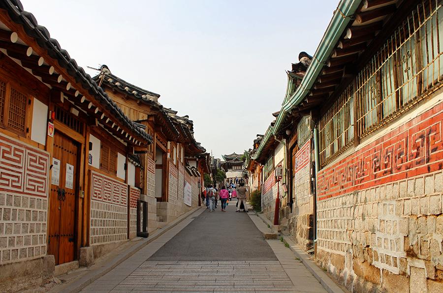 Bukchon Hanok Village (Seoul)