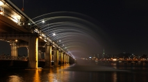Banpo Rainbow Bridge (Seoul)