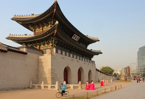 Gwanghwamun Gate (Seoul)