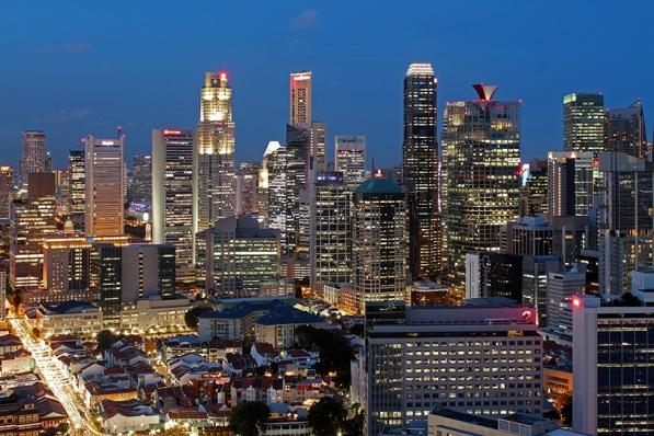 Singapore CBD