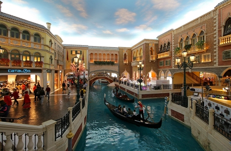 Grand Canal Shoppes at The Venetian (Macau)