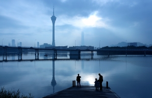 Macau Tower Sunset (Macau)