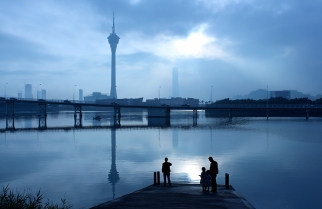 Macau Tower Sunset (Macau)