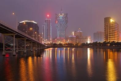 Macau Night View