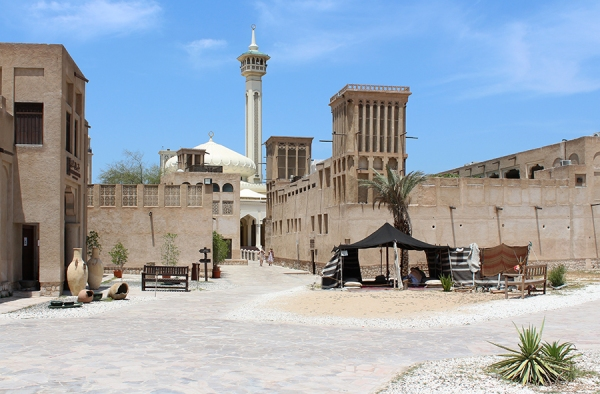 Al Fahidi Historic District (Dubai)