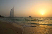Burj Al Arab Sunset (Dubai)