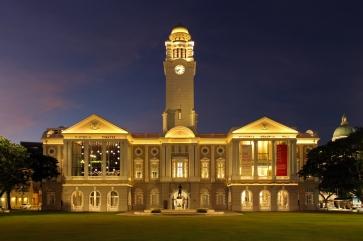Victoria Theatre + Memorial Hall (Singapore)