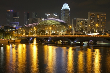 Esplanade Theatres by the Bay (Singapore)