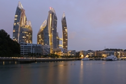 The Reflections @ Keppel Bay (Singapore)