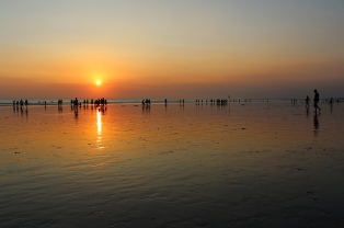 Kuta Beach Sunset (Bali)