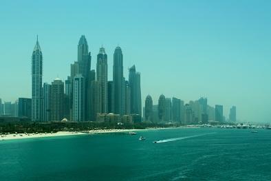 Dubai Marina Beach (Dubai)