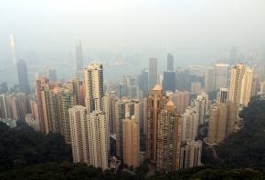 Victoria Peak View (Hong Kong)