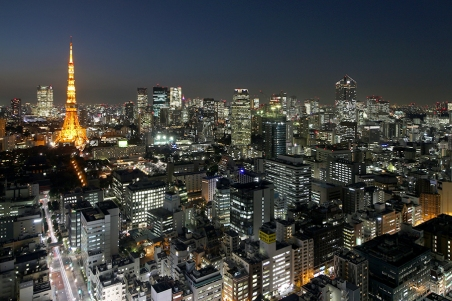 Tokyo Night View (Tokyo)