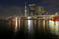 Asahi Beer Headquarters + Tokyo Skytree (Tokyo)
