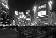 Shibuya Crossing (Tokyo)