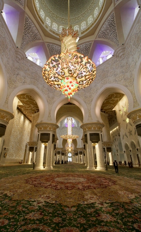 Sheikh Zayed Grand Mosque (Abu Dhabi)
