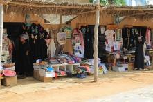 Souk at Abu Dhabi Heritage Village (Abu Dhabi)