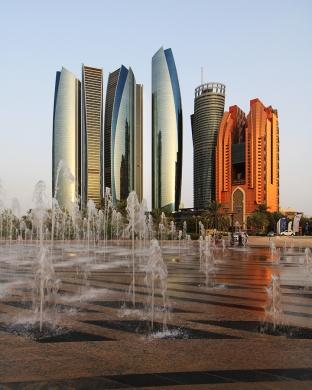 Etihad Towers (Abu Dhabi)