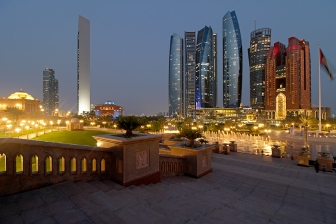 Etihad Towers (Abu Dhabi)