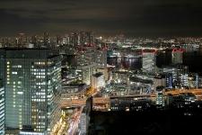 Tokyo Bay Night Scene (Tokyo)