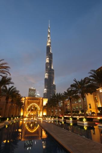 Burj Khalifa (Dubai)