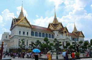 The Grand Palace (Bangkok)