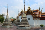 Wat Pho Temple Grounds (Bangkok)