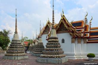 Wat Pho Temple Grounds (Bangkok)