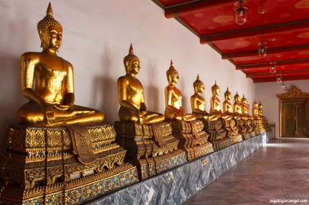 Wat Pho Buddhas (Bangkok)