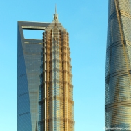 Pudong Skyscrapers (Pudong)