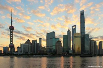 Shanghai Pudong Sunrise (Shanghai)