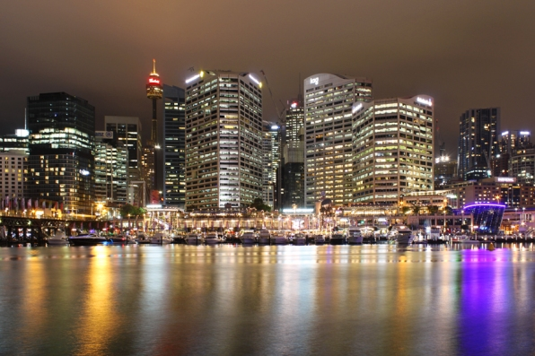 Darling Harbour (Sydney)