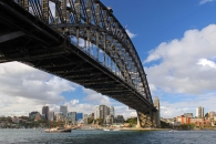 Harbour Bridge + North Sydney