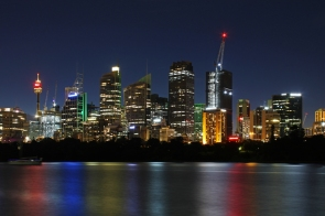 Sydney City Lights
