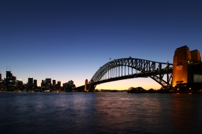 Sydney Harbour Twilight