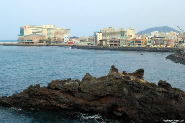 Jeju Dragon Head Rock Park (South Korea)