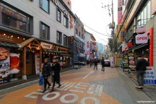 Hongdae Shopping Street (Seoul)