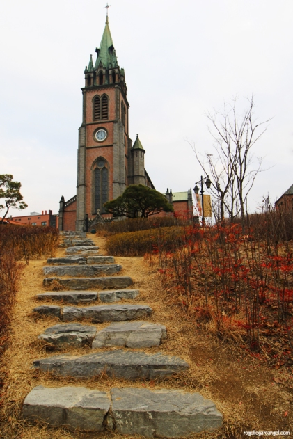 Myeongdong Cathedral (Seoul)
