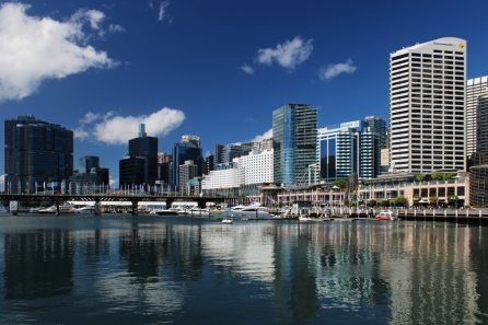 Darling Harbour & Pyrmont (Sydney)